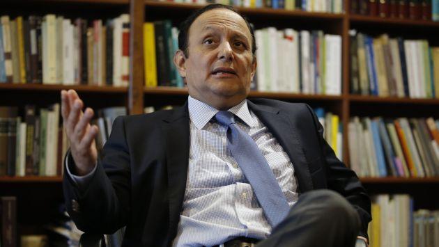 WALTER GUTIERREZ, PRESIDENTE DEL PACTO ETICO ELECTORAL