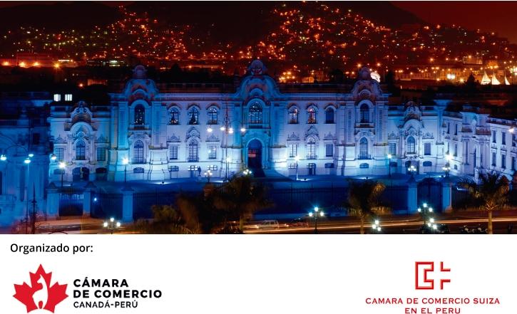 Foto: Cámara de Comercio Canadá - Perú