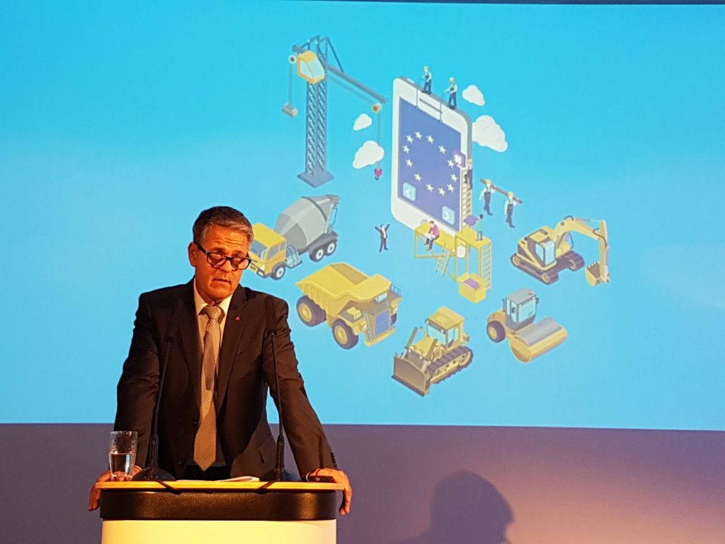 Presidente CECE, Bernd Holz (Foto: CECE)