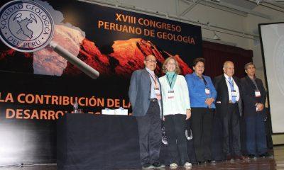 XVIII Congreso Peruano de Geología / Foto: ProActivo