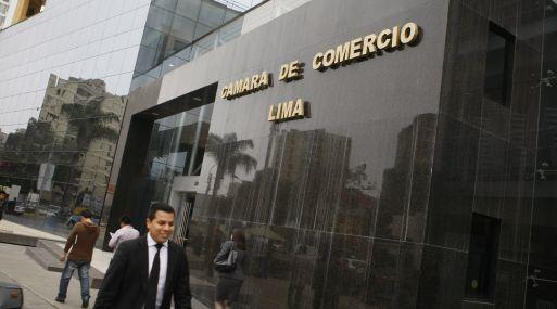 FOTOS DE LA FACHADA DE SEDE PRINCIPAL DE LA CAMARA DE COMERCIO DE LIMA.