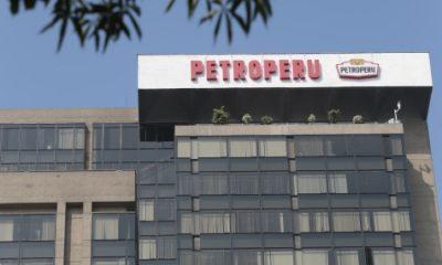 EDIFICIO DE PETRO PERU EN EL DISTRITO DE SAN ISIDRO.