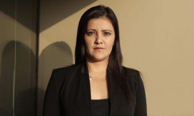 YAMILA OSORIO DELGADO, GOBERNADORA REGIONAL AREQUIPA. HABLA SOBRE EL PROBLEMA DEL PROYECTO MINERO TIA MARIA DE LA EMPRESA MINERA SOUTHERN PERU EN ISLAY.