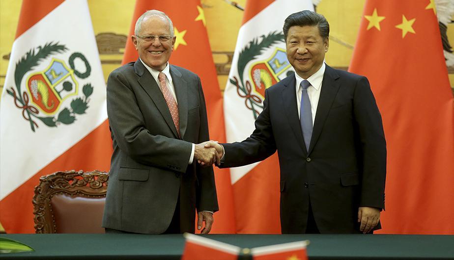 chino-peruvian