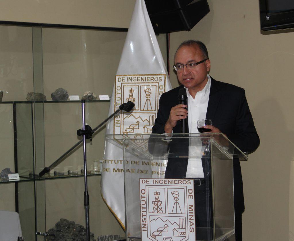 Presidente del IIM, PVíctor Gobitz. (Foto: ProActivo)