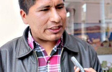 Walter Aduviri Calisaya / Foto: Los Andes