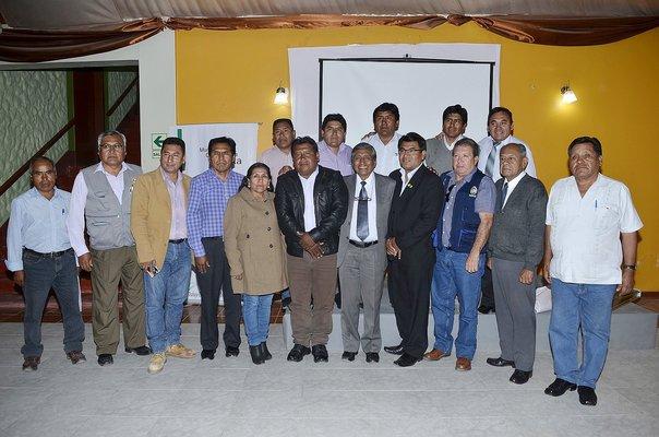 Alcaldes formarán asociación para negociar directamente con Southern / Foto: Correo