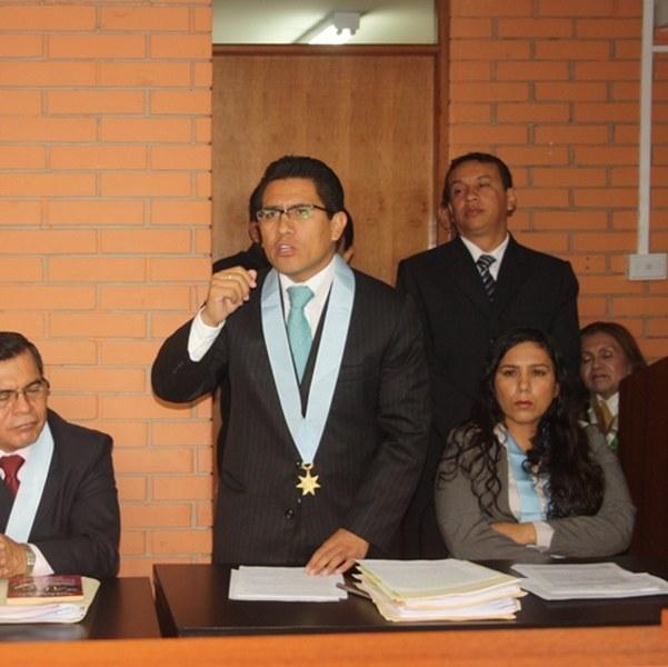 Amado Daniel Enco Tirado, Procurador anticorrupción / Foto: Poder Judicial