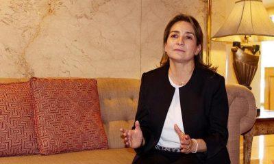 Astrid Álvarez, presidenta de Grupo Energía de Bogotá (EEB) / Foto: Internet