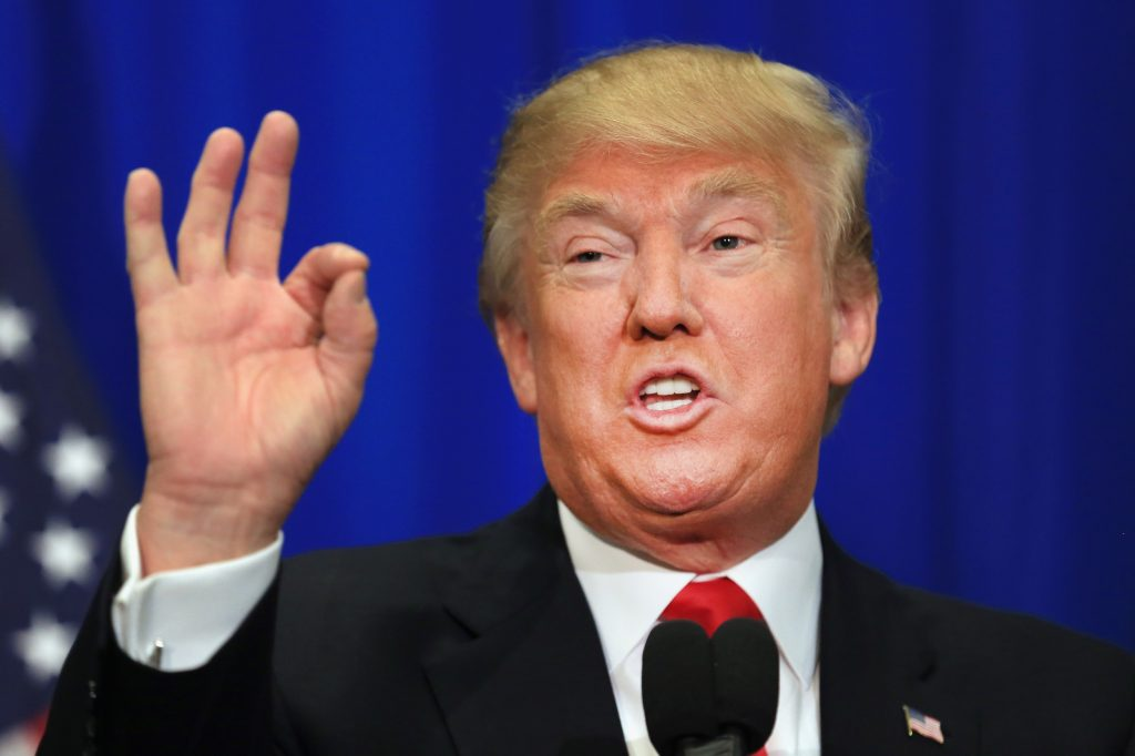 Donald Trump / Foto: Internet