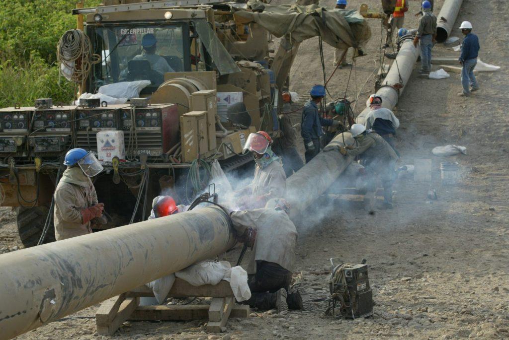 Gasoducto Odrebrecht / Foto: Andina