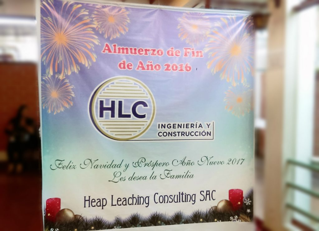 Heap Leaching Consulting S.A.C