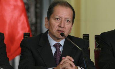 Jorge Merino, Exministro de Energía y Minas / Foto: Andina