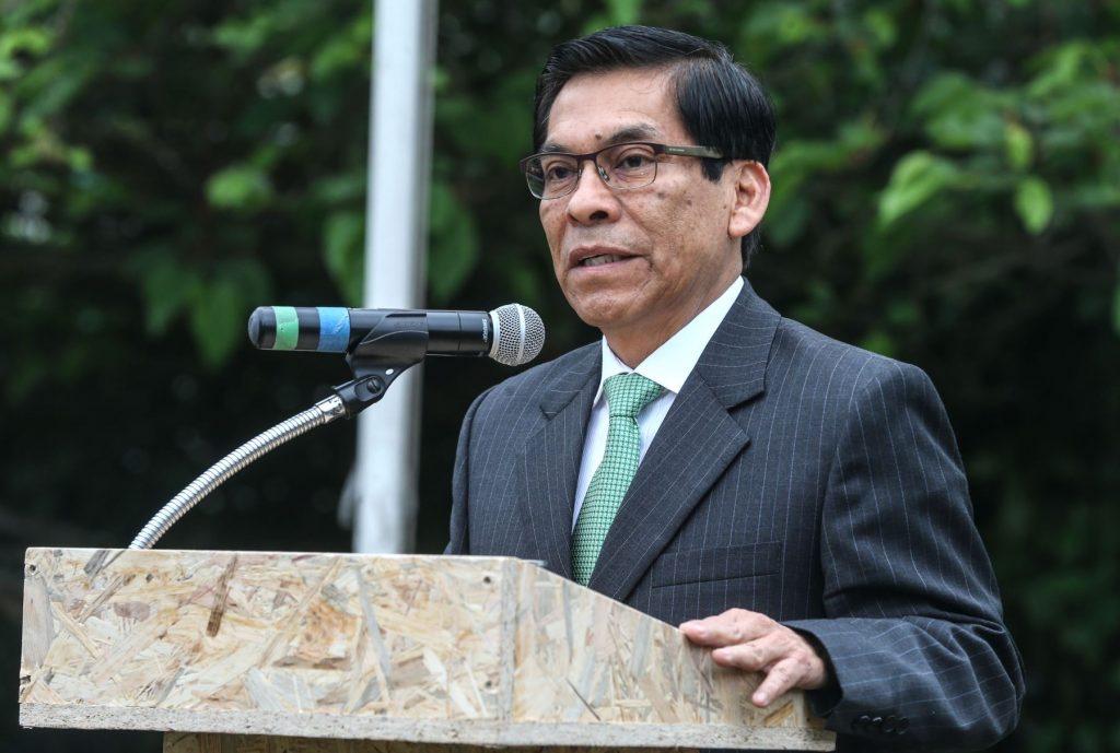 José Manuel Hernández, Ministro de Agricultura y Riego / Foto: Andina