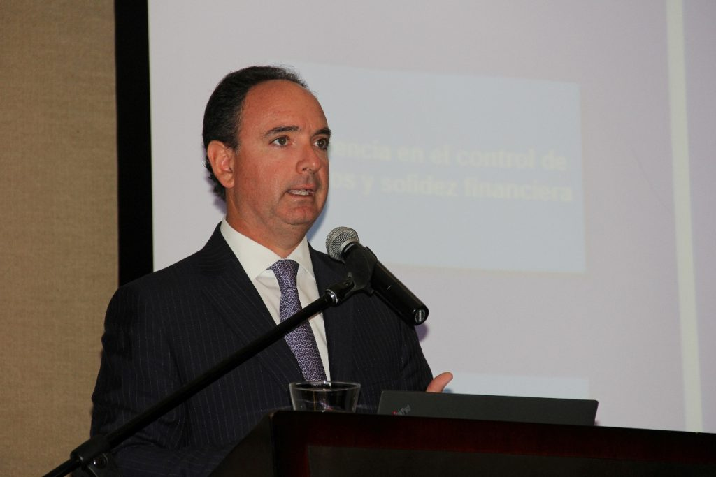 Juan Luis Kruger, gerente general de Minsur. (Foto: ProActivo)