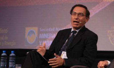 Martín Vizcarra, Ministro de Transportes y Comunicaciones / Foto: Andina