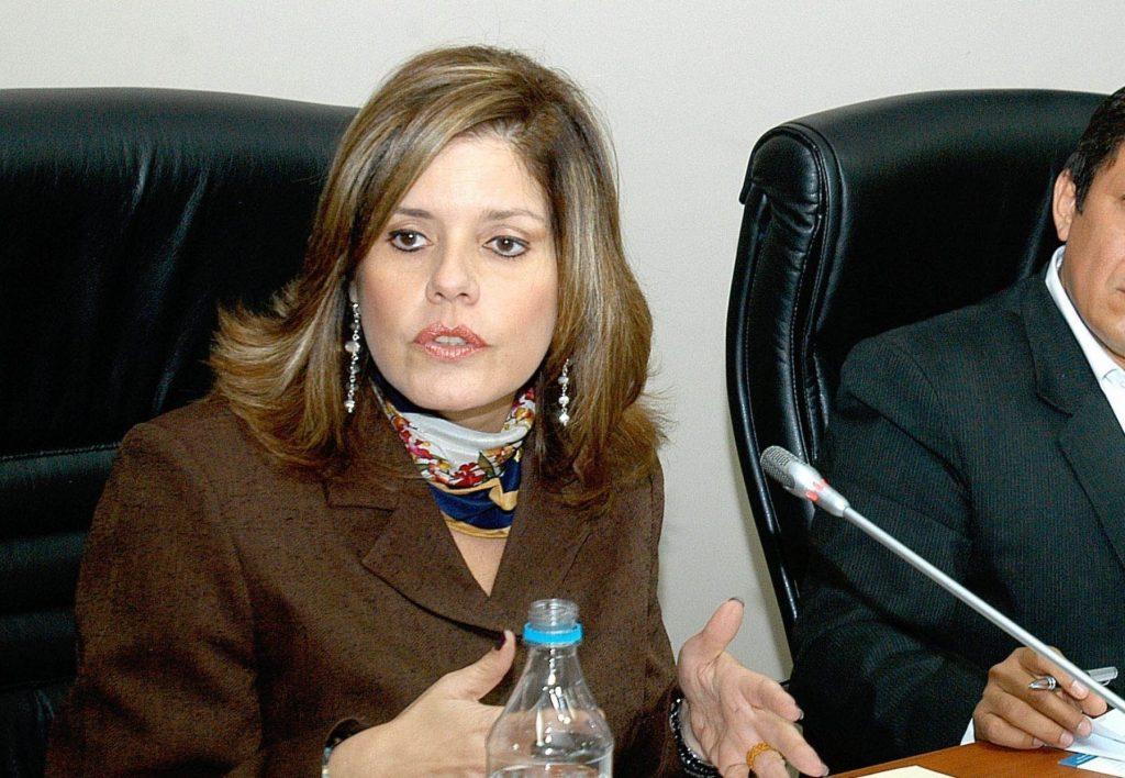 Mercedes Aráoz / Foto: Andina