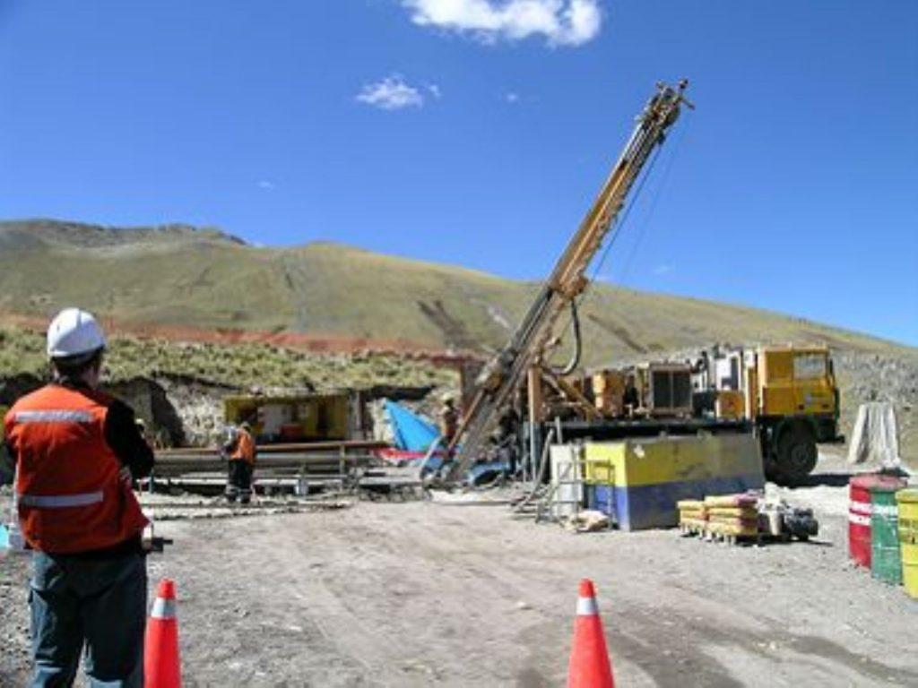 Miner IRL / Foto: Andina