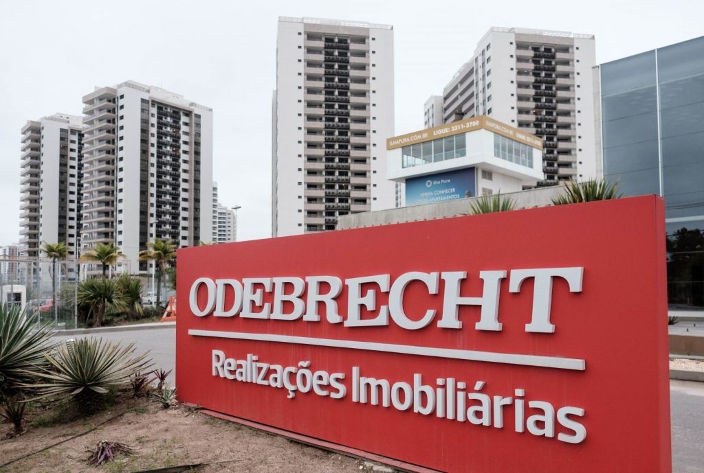 Odebrecht / Foto: Andina