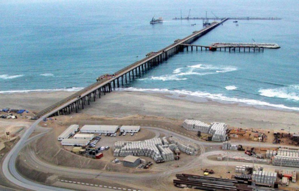 Perú LNG / Foto: Andina