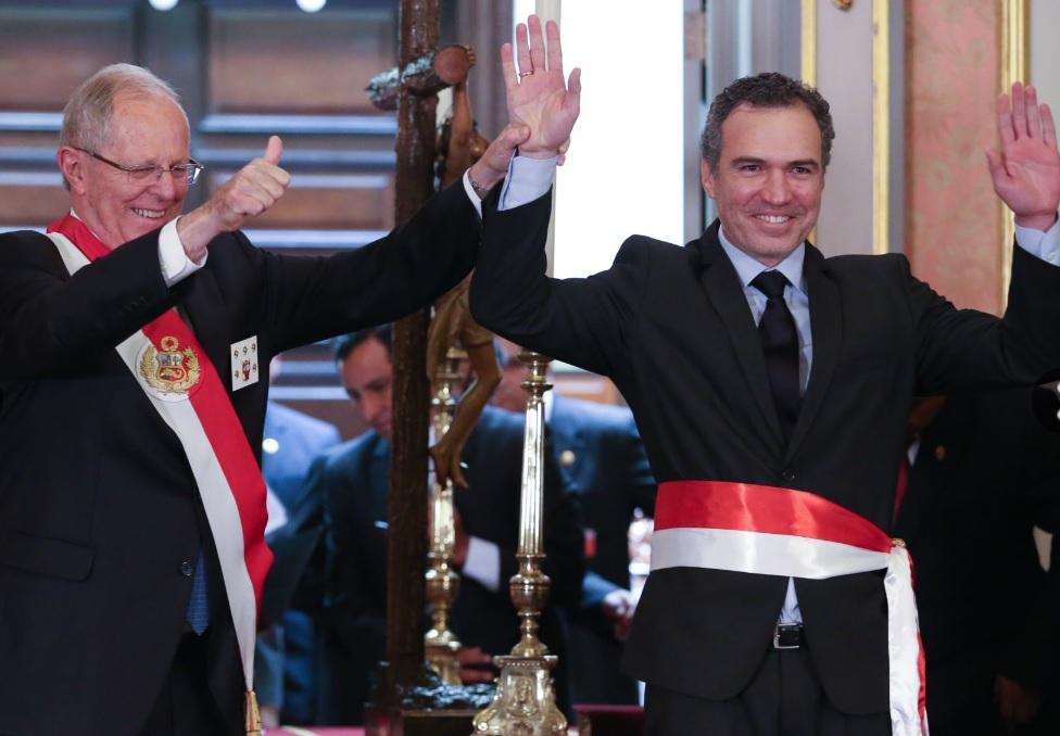 Salvador del Solar. Ministro de Cultura / Foto: Andina