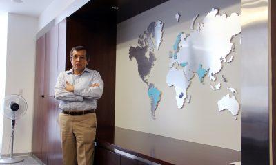 Juan Manuel López, gerente comercial