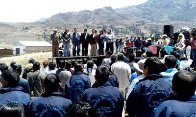 Gobierno Regional construirá futuro nosocomio. / Foto: Andina