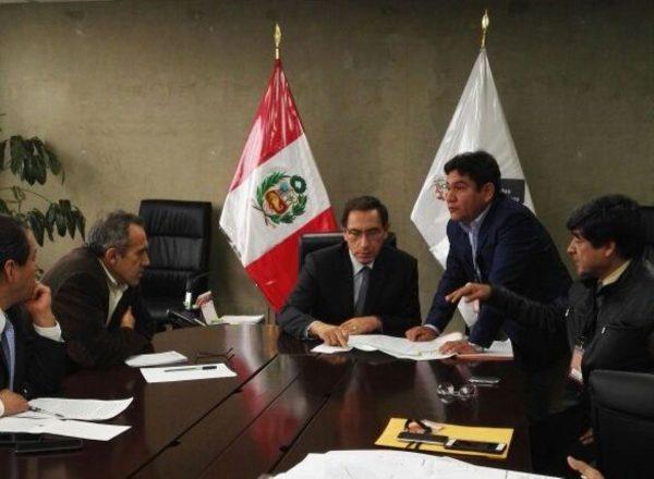 Autoridades de Ilo tratarán temas de desarrollo con ministros y funcionarios del Estado