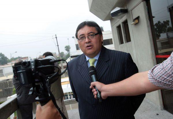 Ex viceministro Jorge Cuba volverá y se entregará a la justicia
