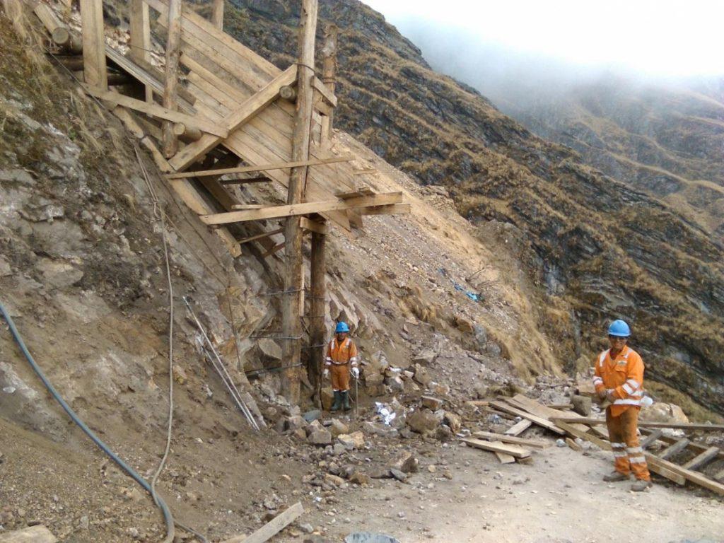 Mina Callanquitas (Foto: PPX Mining Corp)
