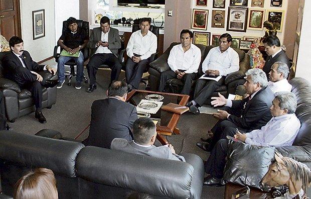 Realizaron intercambio de ideas en primera reunión