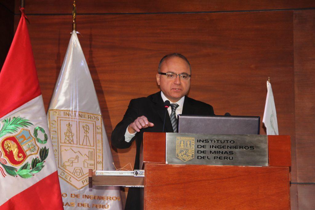 Víctor Gobitz, CEO de Buenaventura. (Foto: ProActivo)