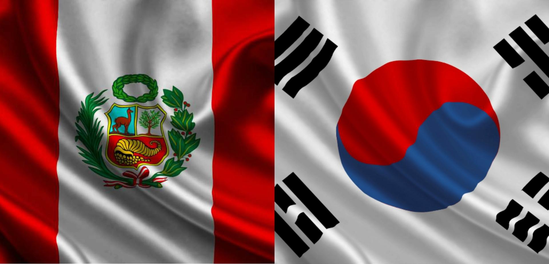 Corea masajistas peruanas