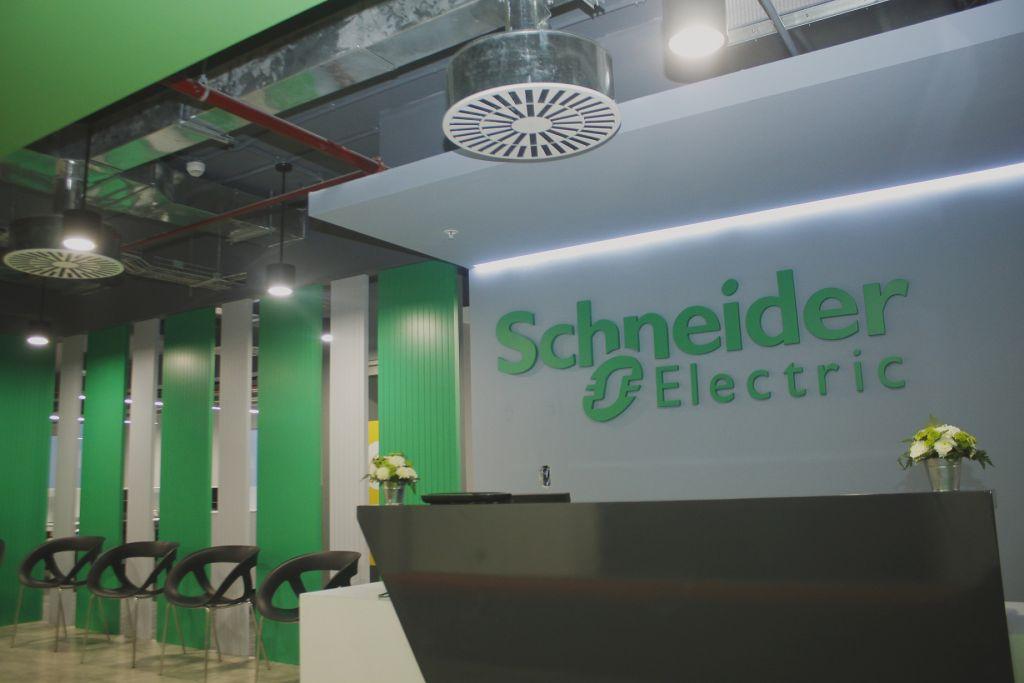 schneider electric per replantea sus espacios de trabajo. Black Bedroom Furniture Sets. Home Design Ideas