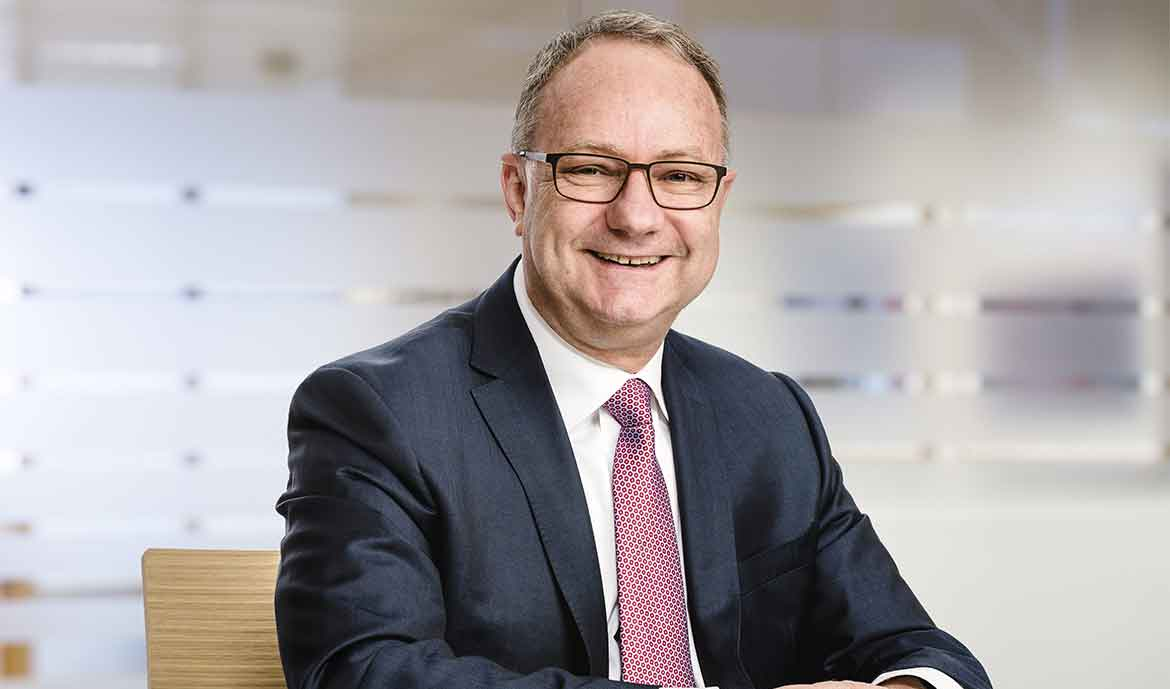 Mark Cutifani, CEO de Anglo American