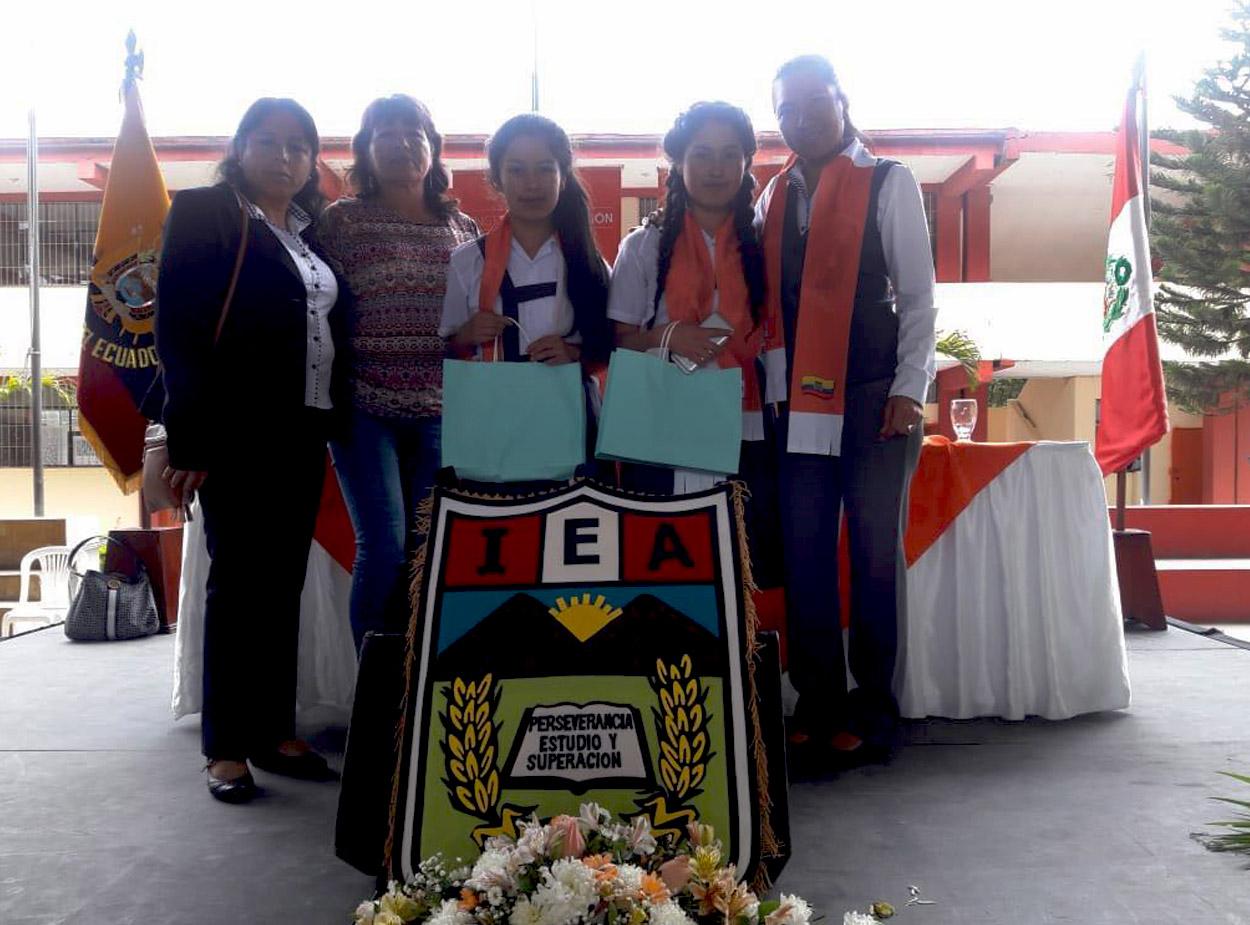 Representantes peruanos son finalistas del concurso escolar Eureka del Concytec