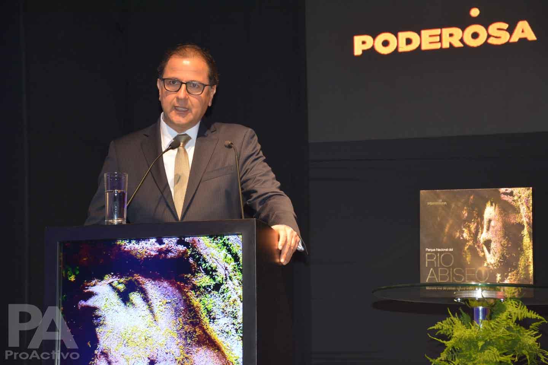Ministro de Energía y Minas, Francisco Ísmodes