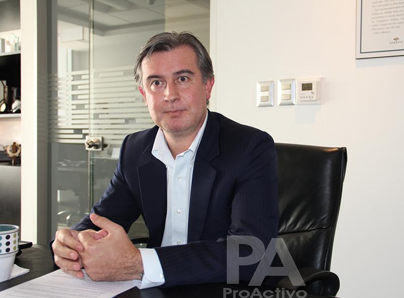 Manuel Fumagalli, presidente de la SNMPE