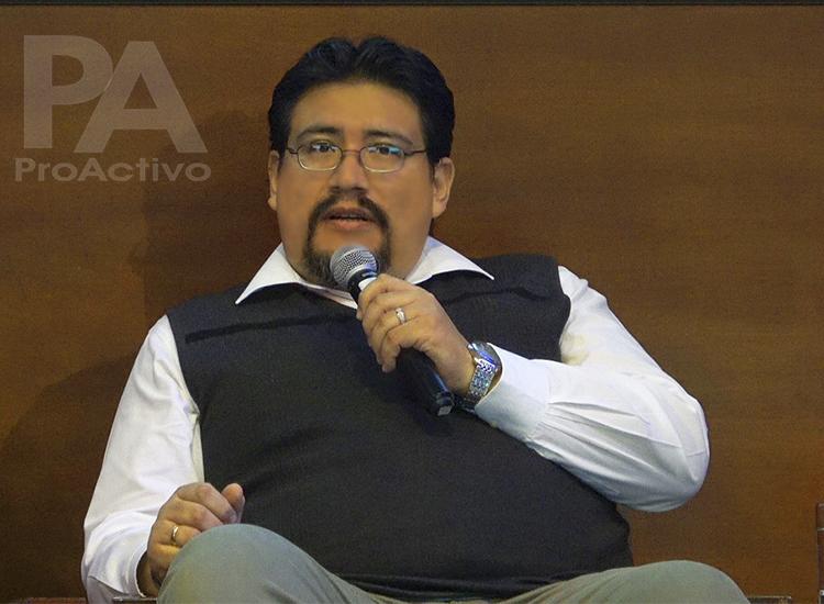 Francisco Guevara, Ejecutivo de evaluación y selección de INNOVATE PERÚ.