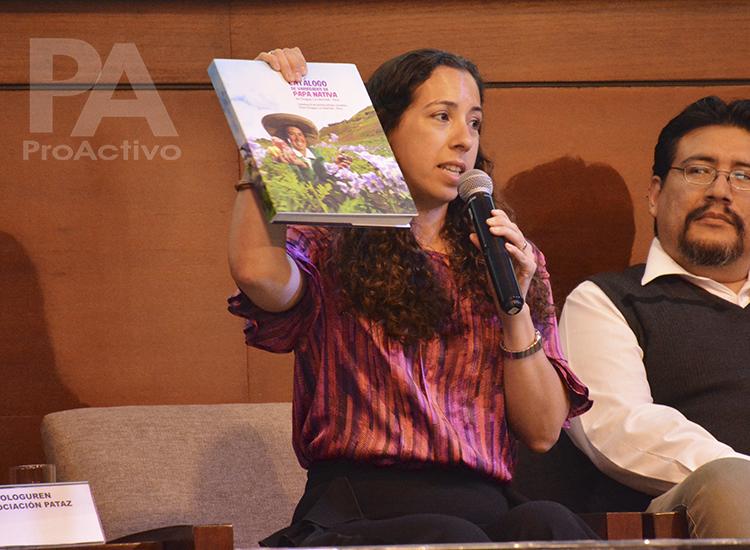 Jimena Sologuren, Directora de Asociación Pataz.