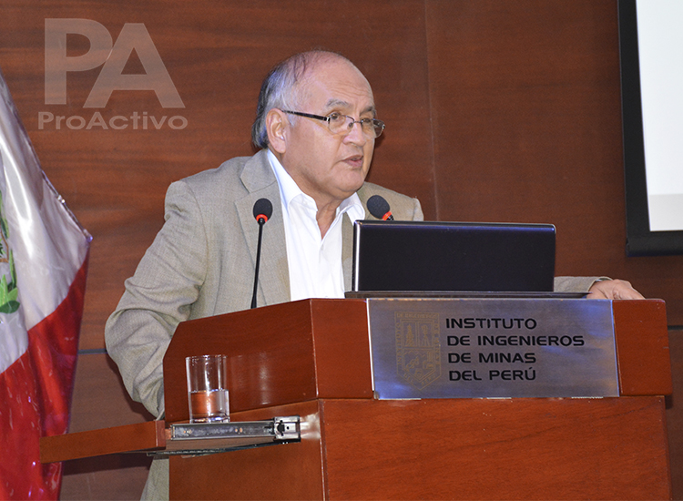 Luis Moreno, Vicedecano CIP CD-Lima.