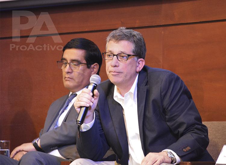 Luis Perez Egaña Loli, Jefe Corporativo en Responsabilidad Social de Kallpa