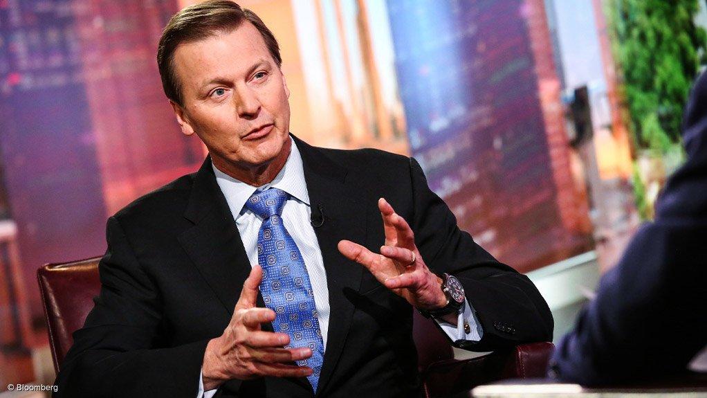 Newmont CEO Gary Goldberg