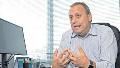 Enrique Rodríguez, gerente general de Marcobre (Foto: Gestión)