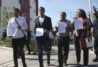 Alcaldes de Islay presentan memorial contra proyecto Tía María (Foto: Correo)
