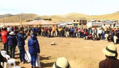 Challhuahuacho (Foto: Andina)