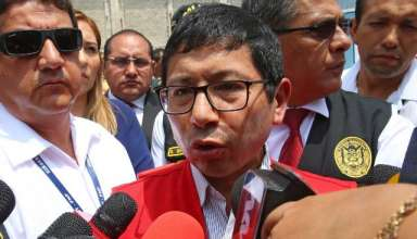Edmer Trujillo, Ministro de Transporte y Comunicaciones (MTC) (Foto: Andina)