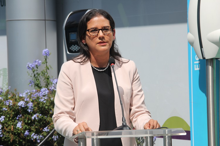 Patricia Elliot, viceministra de Energía