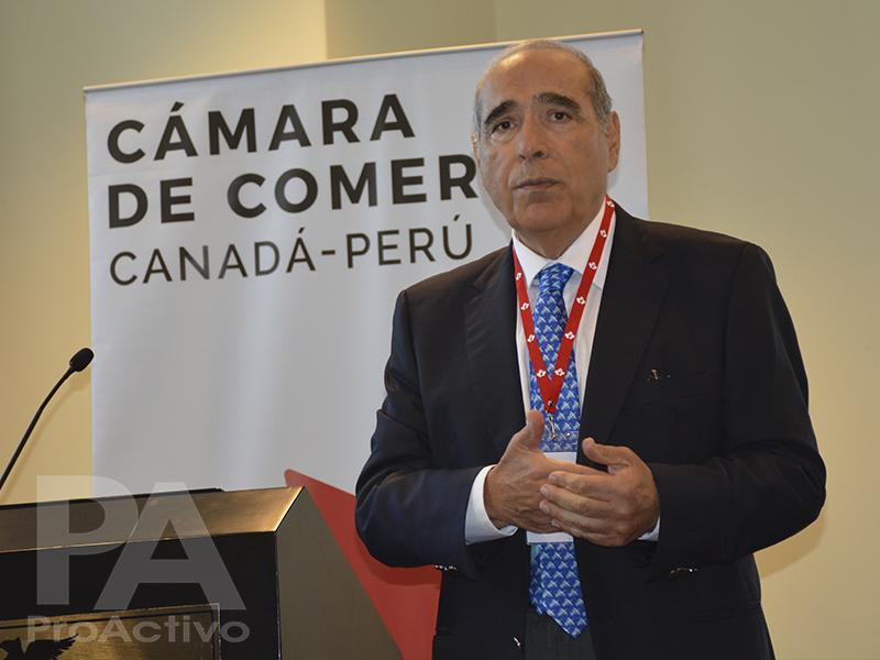 Roberto Abusada, presidente del Instituto Peruano de Economía (IPE).