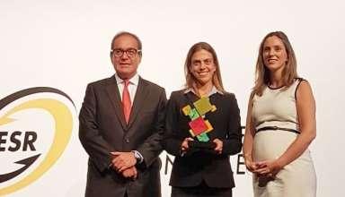 Fenix recibió distintivo Empresa Socialmente Responsable